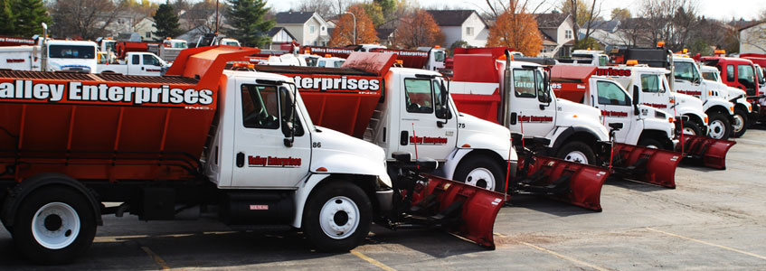 Commercial Snow Removal Chicago