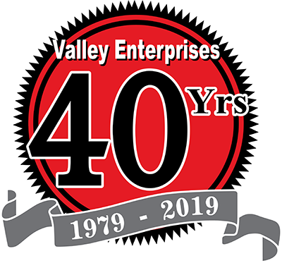 Valley enterprises snow removal